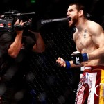 San Jose's John Fitch will take part in Saturday's UFC 156 card, which can be seen live on Pay-Per-View.