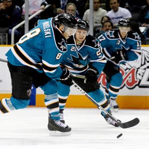 San Jose Sharks Hockey Season Begins