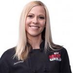 Jen Kwapinski, owner of Jen's Cakes bakery in San Jose.