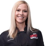 Jen Kwapinski, owner of Jen's Cakes, was one of the final three contestants in Next Great Baker.