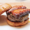STUDY FUEL: Umami's All Nighter burger keeps students going.