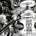 ROBOT RUMBLE: TV's 'Lost in Space' never lost its innocence.
