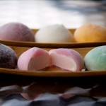 A DIFFERENT TREAT: The mochi ice cream at Jimbo's combines Japanese and American dessert ideas. Photograph by Kristine Bautista