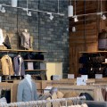 SIMPLICITY: At Muji, waste is cut away in favor of a streamlined, natural look.