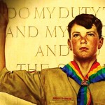 HYPOCRISY BADGE: A resolution to allow openly gay Boy Scouts will be voted on May 23.