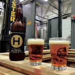 NEW BREW: El Dorado is the latest addition to Hermitage Brewing Company Single Hop Series. Photograph by Andy Lee