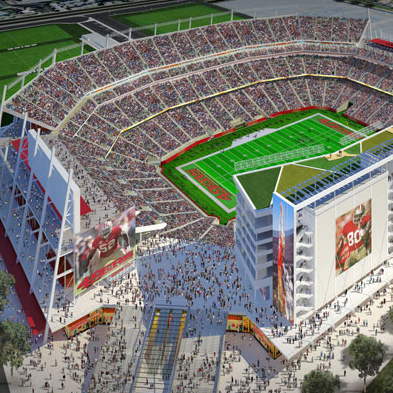 Santa Clara to Host Super Bowl in 2016