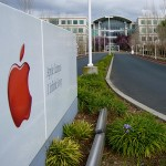 1 Infinite Loop in Cupertino, Apple's headquarters, is one of the most famous addresses in Silicon Valley.