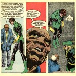 RELEVANCE: Neal Adams gave Green Lantern a 1960s update.