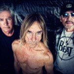 Iggy Pop and The Stooges. Photo by Sophie Howarth.