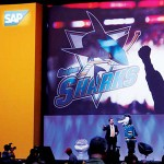 The newly renamed SAP Center had its unveiling Tuesday in San Jose, where company execs and San Jose Sharks officials promised new, interactive upgrades for fans.