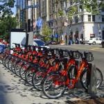 Santa Clara County's bike-share program goes live Thursday.