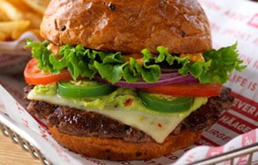 Smashburger Opens in San Jose