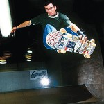 LOCAL LEGEND: The 'Timspiration' exhibit includes photos of skater Tim Brauch.
