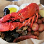 Fantastic tails and big mussels: seafood aficionados will no longer have to make the drive to Half Moon Bay.