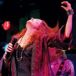 LIVING LEGEND: In San Jose Rep's 'One Night With Janis Joplin,' Kacee Clanton stars as Joplin.
