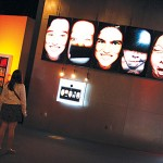 FACING IT: Guests at After Hours could explore many of the Tech's exhibits.