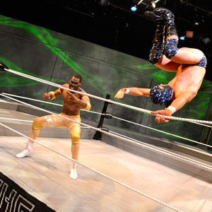 Stage Review: The Elaborate Entrance of Chad Deity