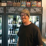 Charlie Mann, co-owner of Spread, the new gourmet sandwich shop in downtown Campbell.
