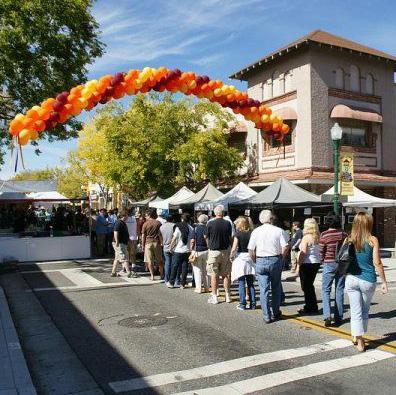 Oktoberfest in Silicon Valley