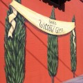 The mural on the side of the new Dolcetto Cafe and Market set to open in December in Willow Glen.