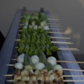 Misaka Grill will operate on an open-kitchen concept, serving 30 different kinds of kushiyaki, or grilled skewers.