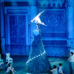 A holiday party gets livened up in The Terracotta Prince, an acrobatic reimagining of The Nutcracker.
