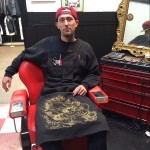 Andrew Miller, a.k.a. Drew the Barber, learned many different techniques by working at salons and urban barber shops.