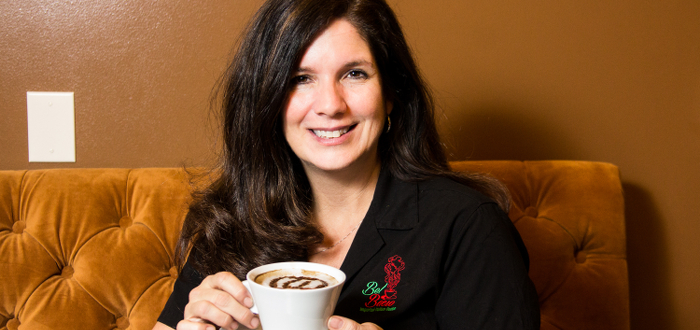 Interview: Debbie Caminiti of Bel Bacio Espresso