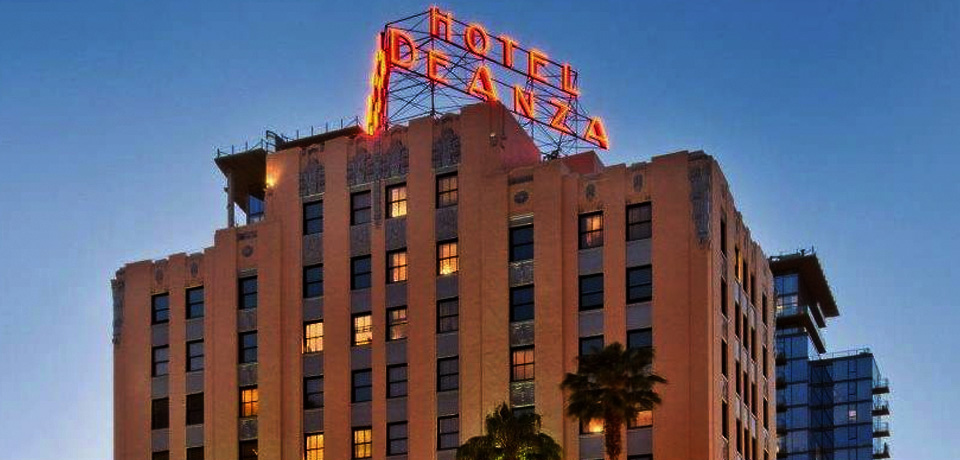 Historic Hotels in Silicon Valley