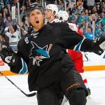 Joe Pavelski will play on the 2014 USA Olympic hockey team.