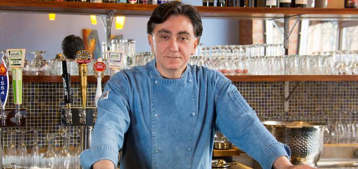 Interview: Chef Michael Mazaffari of Aly's on Main Talks Seasonal Ingredients and Meat Atrocities
