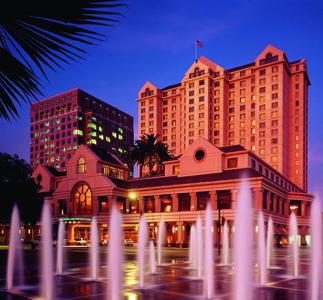 Hotels Near Fairmont San Jose