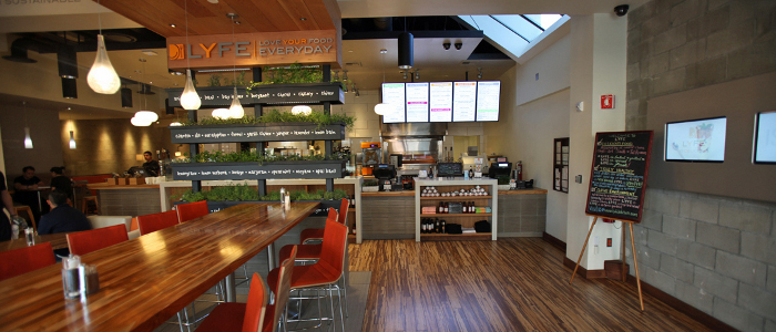 Palo Alto's Lyfe Kitchen and the New Healthy Fast Food