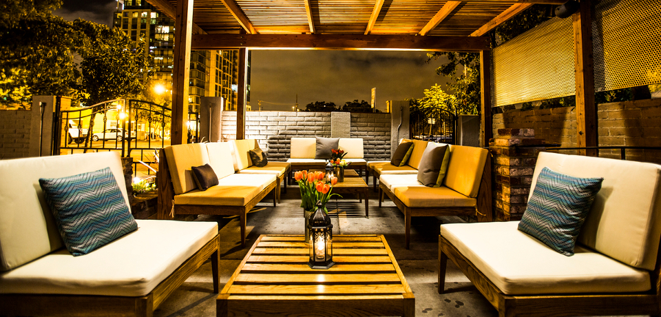 San jose s best outdoor dining for Balcony bar restaurant