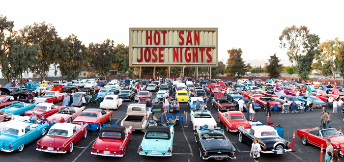 Preview Hot San Jose Nights Car Show And Festival SanJosecom - San jose car show