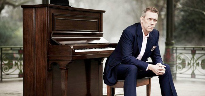 Hugh Laurie Couldn't Be Happier to Play the Blues