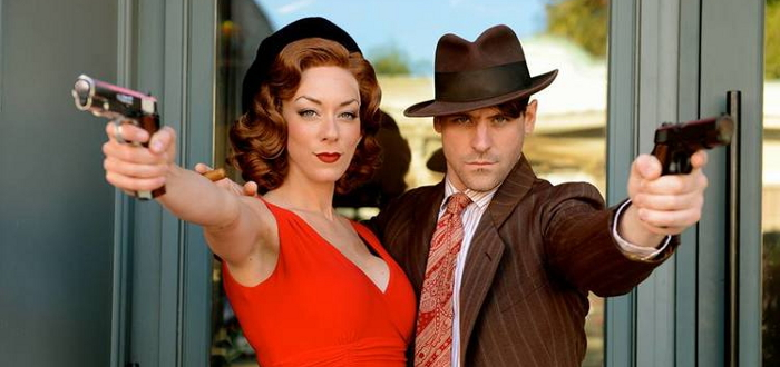 San Jose Stage Company's Musical Bonnie & Clyde Keeps It Real
