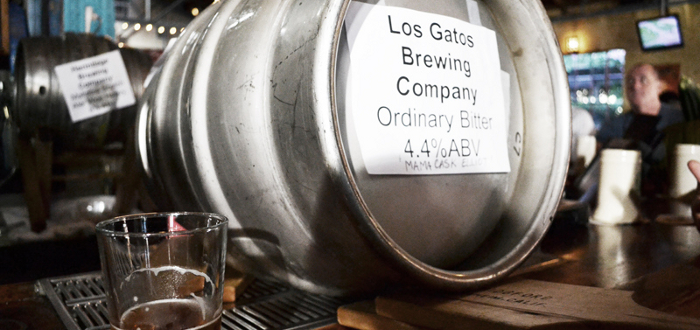 Los Gatos Brewing Company Hosts 'Firkin Fest' This Weekend