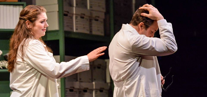 Stage Review: 'The Language Archive' Stays Thoughtful, But Messy