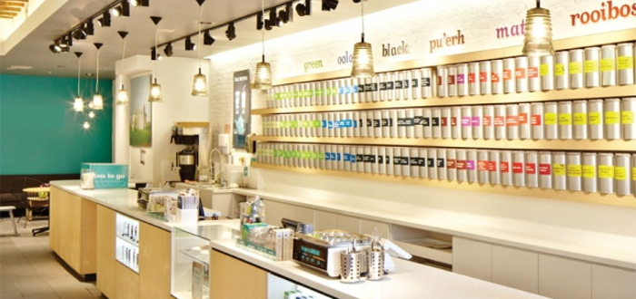 Canadian Tea Retailer DAVIDsTEA Opens in Downtown Palo Alto