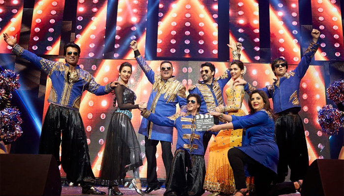 Bollywood's Biggest Stars Bring 'Slam' Tour to SAP Center