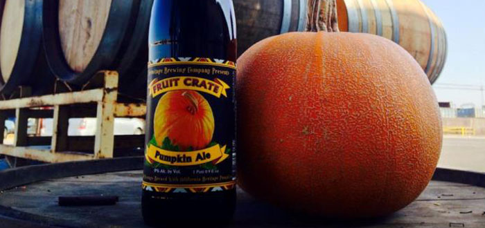 Hermitage Brewing Co. Releases Seasonal Pumpkin Ale