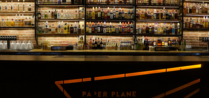 Review: Paper Plane Stands as Cocktail Connoisseur's Paradise