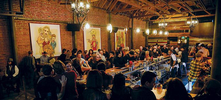 Union 271 Brings Locally Sourced Cuisine to Palo Alto