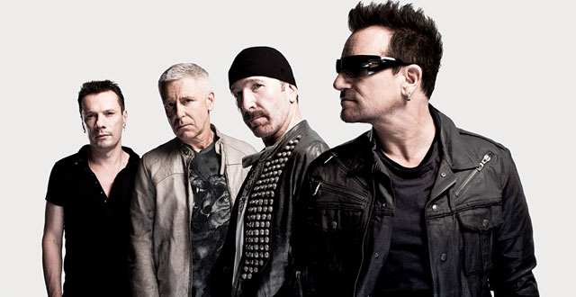 U2 Announces San Jose Concerts as Part of Innocence and Experience Tour