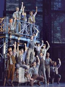 newsies san jose