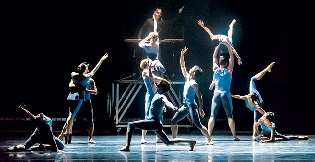 Ballet San Jose Silicon Valley Ponders the Collision of Dance and Technology