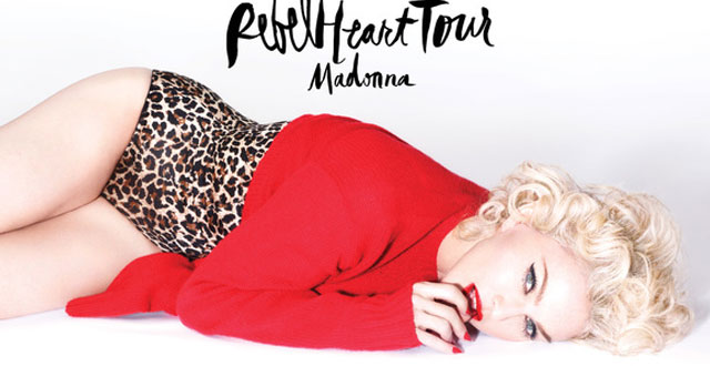 Madonna Announces San Jose 'Rebel Heart' Tour Date