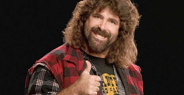 Former Wrestler Mick Foley Brings Punchlines Instead of Punches to Improv